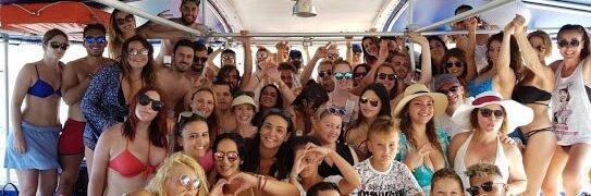 fiesta en barco alicante