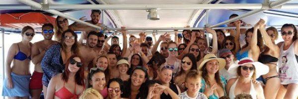 fiesta en barco en alicante
